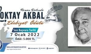 Oktay Akbal Edebiyat Ödülü roman dalında verilecek