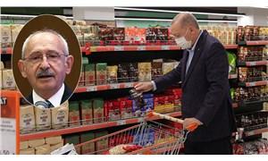 Kılıçdaroğlu'ndan market gezisi yapan Erdoğan'a: Fiyatlar düşsün istiyorsan seçime gel