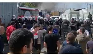 İstanbul'da atık kağıt depolarına polis baskını