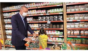 Erdoğan'ın fiyatlarını uygun bulduğu marketin zarar ettiği ortaya çıktı