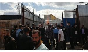 Depo baskınlarında gözaltına alınan 3 kağıt toplama işçisi tutuklandı