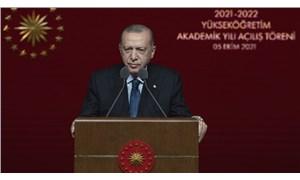 Erdoğan, yine Boğaziçi öğrencilerini hedef aldı: Bunlar teröristtir