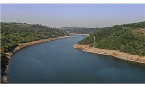 İstanbul'un barajlarındaki doluluk oranı 8 ay sonra ilk kez yüzde 50'nin altına düştü