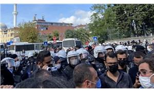 Boğaziçi Üniversitesi'nde öğrencilere polis müdahalesi: Çok sayıda gözaltı