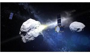 NASA'dan tarihi hamle: Asteroid vuracaklar