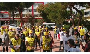 Madencilerin sorunu sürüyor
