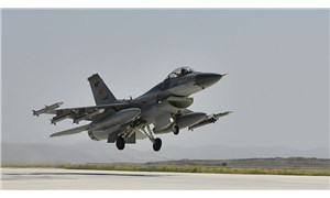 F-16, ABD'ye 'yanınızdayız' mesajı