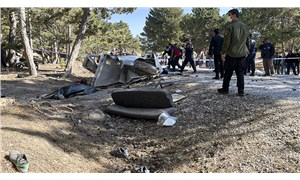 Afyon'da öğrenci servisi devrildi: 5 ölü