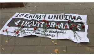 Ankara Üniversitesi'nde 10 Ekim anmasına müdahale