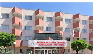 Türk Toraks Derneği: Ankara Meslek Hastalıkları Hastanesi'nin âtıl hale gelmesi kabul edilemez