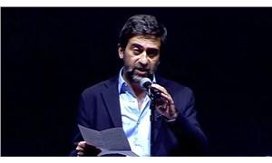 Emin Alper'in Altın Portakal'da gölgede kalan çarpıcı konuşması: Kültür Bakanı alkışlamadı