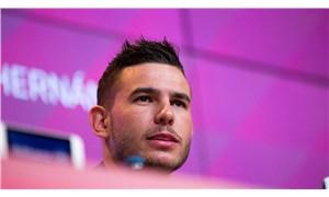 Bayern Münihli Lucas Hernandez'e hapis cezası