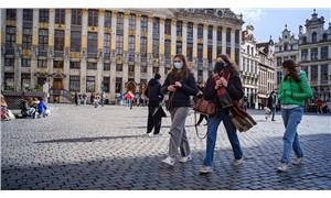 Belçika'da son 5 ayın en yüksek günlük Covid-19 vaka sayısı kaydedildi