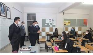 Bursa İl Sağlık Müdürü: Okullarda 600'e yakın sınıf karantinaya alındı