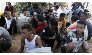 Libya göçmenler için bir cehennem