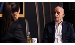 Türk-İş Genel BaşkanıAtalay'dan asgari ücret mesajı