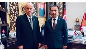 HSK'dan istifa eden Hamit Kocabey'den açıklama: Devlet Bahçeli ile yaptığımız istişare sonucu istifa ettim