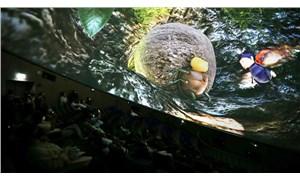 Karşıyaka Mavibahçe Planateryum'da film gösterimleri başladı