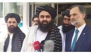 """Taliban, Kızılay'ı ziyaret etti: """"65 tane iş yeri açtık, devamını istiyorlar"""""""