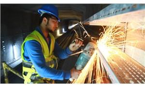 TÜİK: Ücretli çalışan sayısı geçen yıla göre arttı