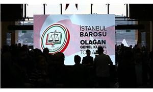 Ertelenen İstanbul Barosu Genel Kurulu başlıyor