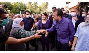 İmamoğlu'ndan Diyarbakır'da 'barış' mesajı