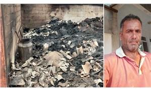 """Manavgat yangınında ahırları ve ağaçları yanan çiftçi: """"Devletten beş kuruş destek alamadım"""""""