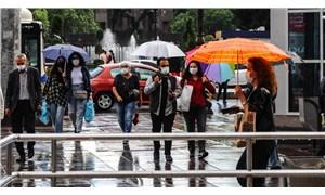 Meteoroloji haftalık tahminleri yayımladı: Çarşambaya kadar sağanak