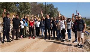 Çeşme Belediyesi doğa ve tarih turizmine Germiyan-Ildırı yürüyüş rotası ile başladı