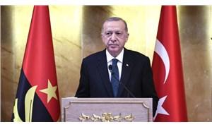Erdoğan: 2021'i yüzde 9'luk büyüme ile tamamlamayı öngörüyoruz