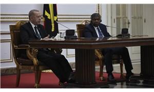 Erdoğan: Angola ile savunma işbirliği konusunda tutucu değiliz