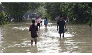 Hindistan'ın güneyinde şiddetli yağış | Can kaybı 24'e yükseldi