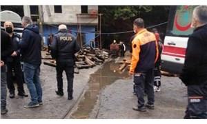 Zonguldak'ta kaçak maden ocağında göçük