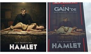 Gain TV'nin yeni dizisi Hamlet'in afişine sansür