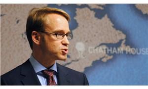 Almanya Merkez Bankası Başkanı istifa etti