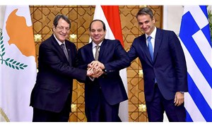 Kahire-Lefkoşa-Atina arasında kızdıran koridor