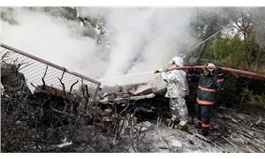 MTA yerleşkesinde patlama: Değiştirilen vanadan sızıntı olduğu iddia edildi