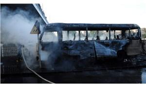 Şam'da askeri araçta patlama: 14 ölü
