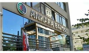 Ankara Barosu'ndan TBB'ye 'ikinci baro' uyarısı: Cezai sorumluluk ortadan kalkmaz