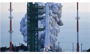 Güney Kore, yerli roketi Nuri'yi uzaya fırlattı