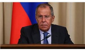 Lavrov: Rusya, Kıbrıs meselesinin kapsamlı çözümünden yana