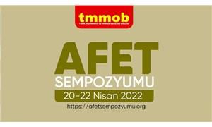 TMMOB'dan Afet Sempozyumu