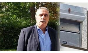 Almanya'da muhalif gazeteciye tehdit: Posta kutusuna mermi bıraktılar