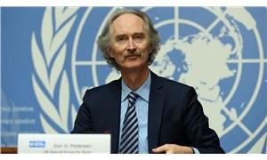 BM Suriye Özel Temsilcisi: Bugünkü görüşmeler büyük bir hayal kırıklığıydı
