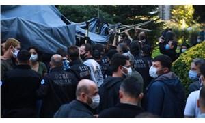 Boğaziçi Üniversitesi'nde öğrencilere müdahale: 42 öğrenci serbest