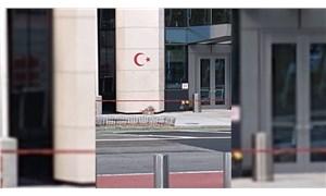 New York'taki Türkevi'nin önünde 'şüpheli paket' alarmı