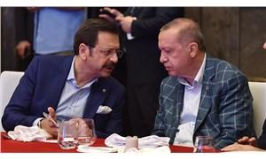 TOBB Başkanı Hisarcıklıoğlu: Döviz kurlarının artması reel sektörümüzü tedirgin etmektedir