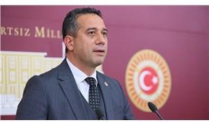 CHP'li Başarır'dan 'gri liste' sorusu: SBK'nin hangi siyasilerle pazarlık yaptığı araştırıldı mı?