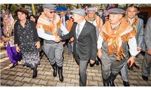 İzmir'de yüzlerce yıllık Yörük kültürü şölenle yaşatıldı