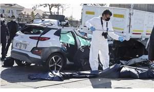 36 saatlik nöbetten çıkan asistan doktor trafik kazasında hayatını kaybetti